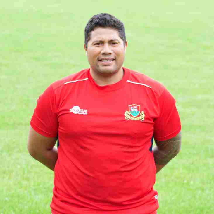 Head Coach Pale Nonu's reaction to Redruth's win against Beddau