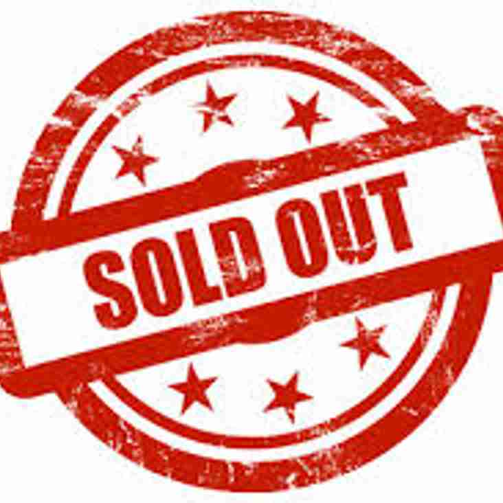 23rd December Redruth RFC v Barnstaple RFC. Christmas Buffet -SOLD OUT