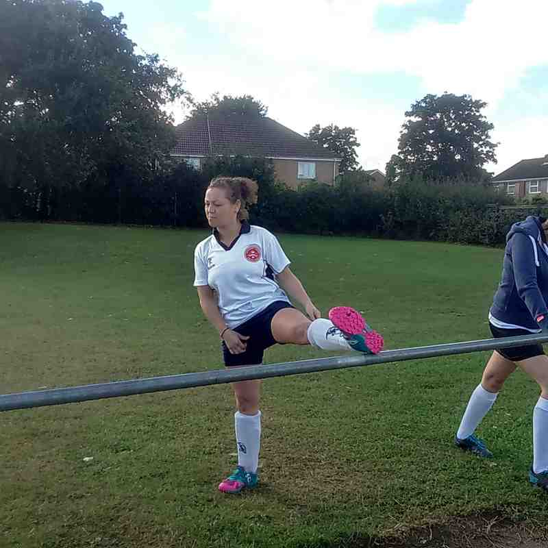 2nd X1 v Sudbury Ladies 3 - Sat  1 Oct 2016