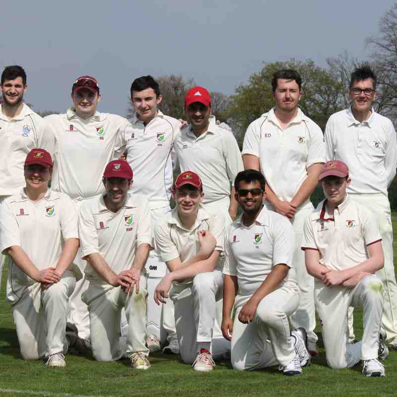 2s Vs Bramhall April 2018