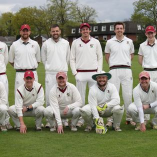 Lindow Draw Sees First XI Move Top