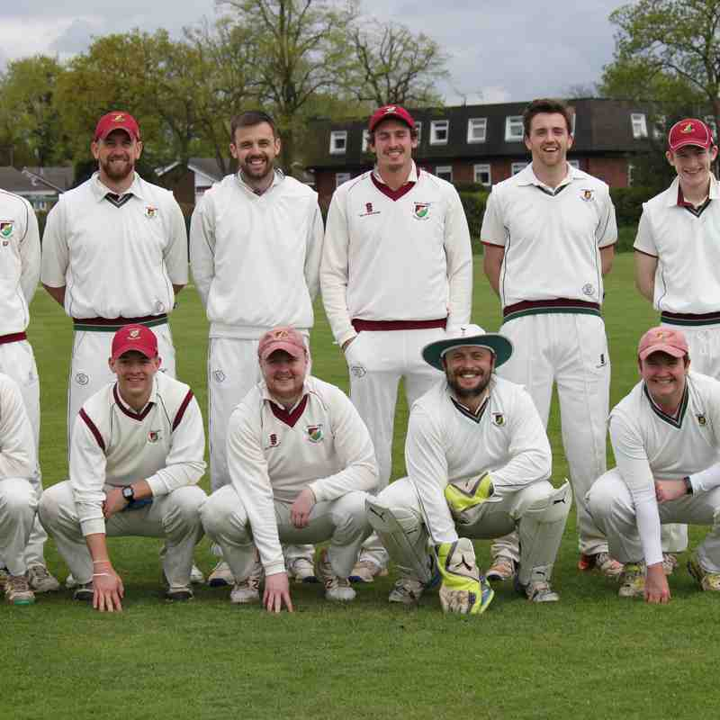 Brooklands First XI 2018