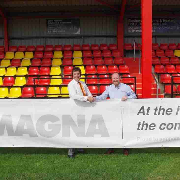 New Sponsors for Banbury United