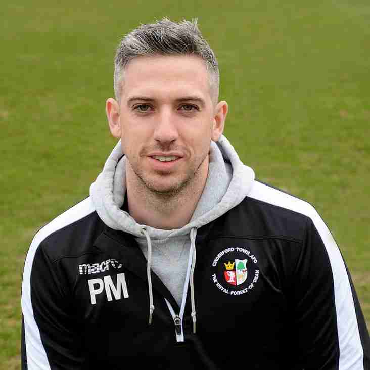 Cinderford Town Boss Targets Place In Play-Offs