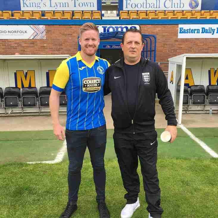 Gash Signs For King`s Lynn