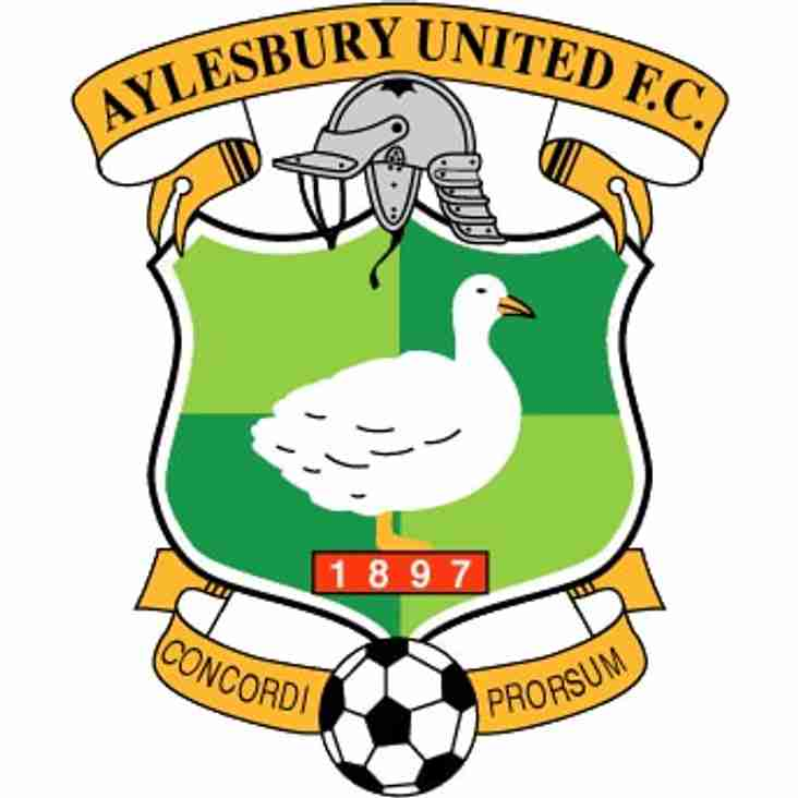 Creaser leaves Aylesbury United