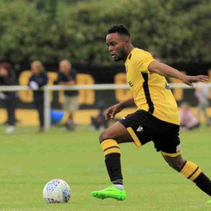 Forward Joins Cinderford Town On Loan