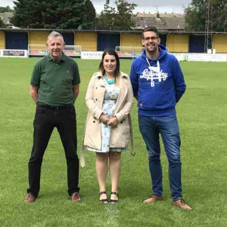 Basingstoke Town Secure Major Sponsorship