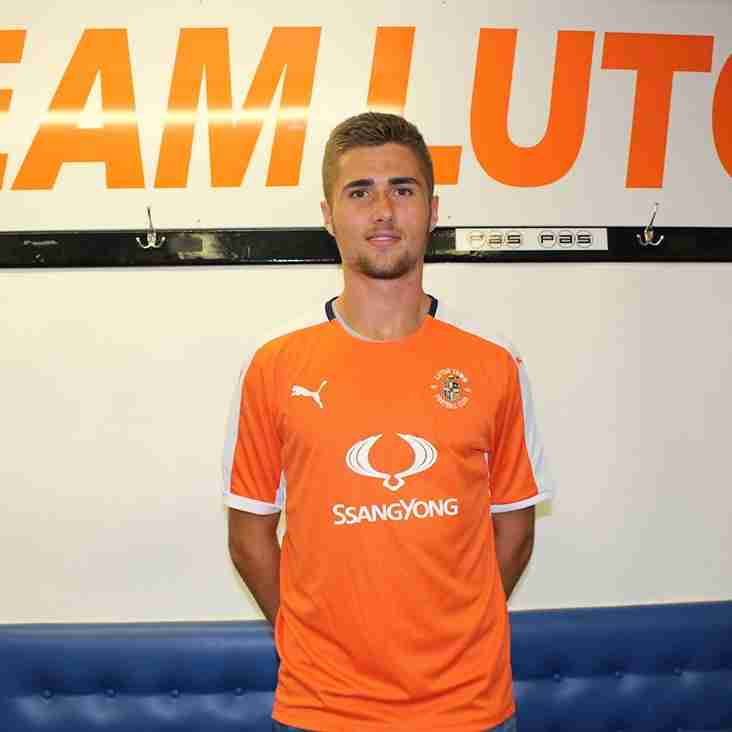 Basingstoke Forward Signs For Luton Town