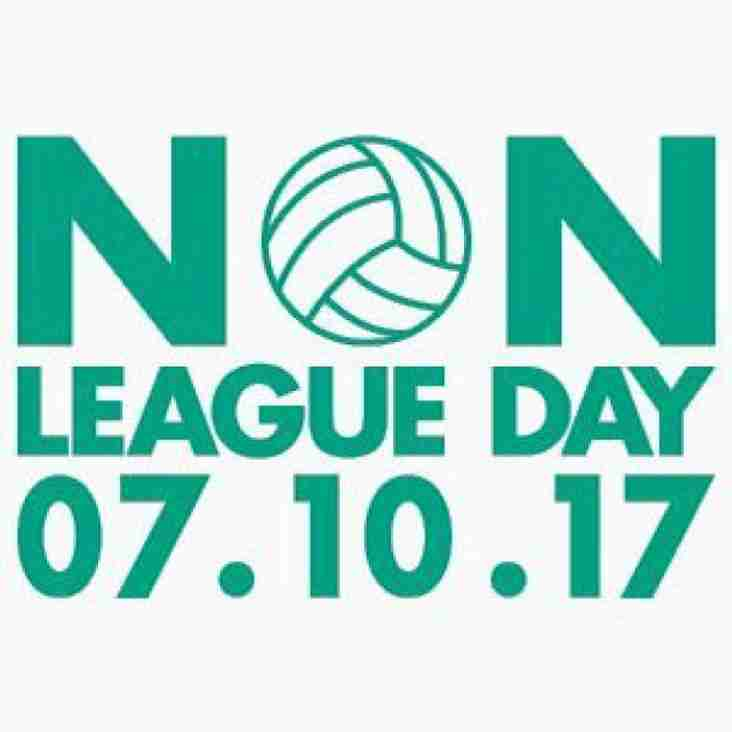 HITCHIN TOWN SUPPORT NON-LEAGUE DAY