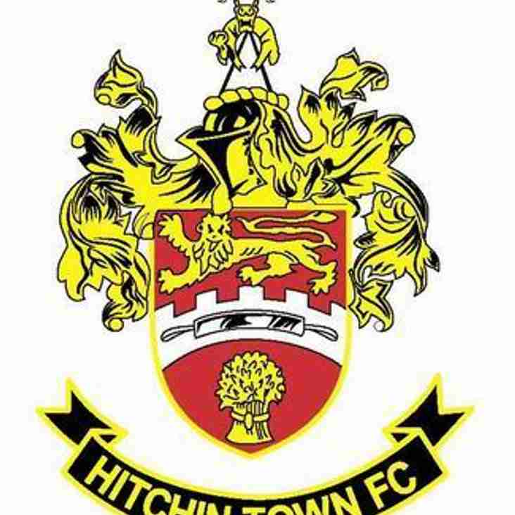Hitchin Town FC Set For Attendance Boost