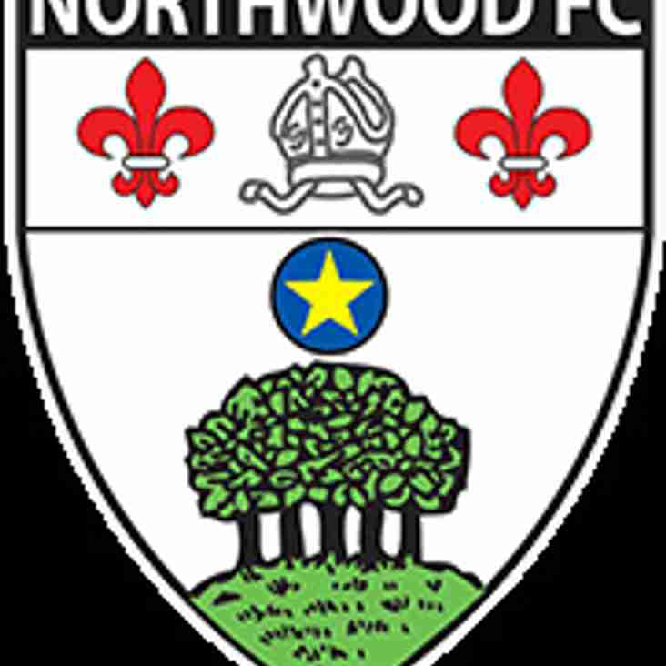 Northwood striker joins Wealdstone