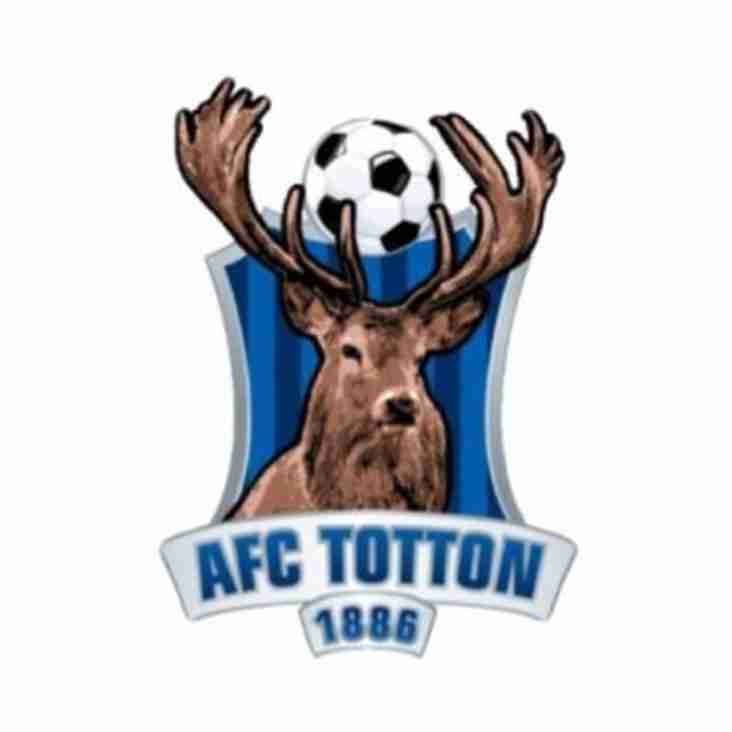 Perrett Joins AFC Totton