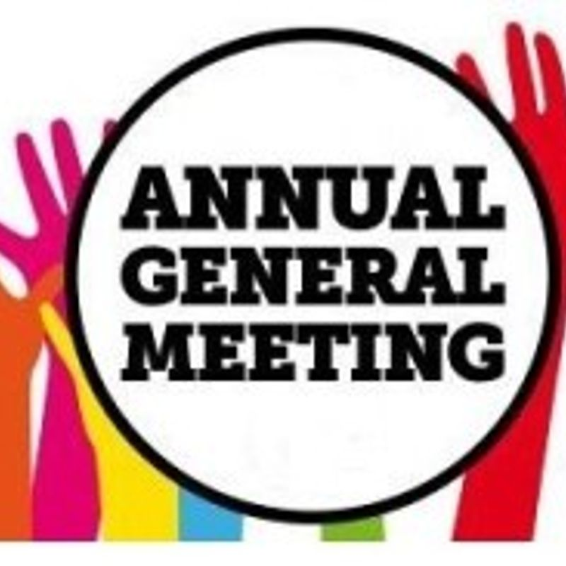 Annual General Meeting - 19th November - All Welcome!