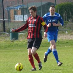 Cromer Town v Norwich CEYMS  19/04/2014