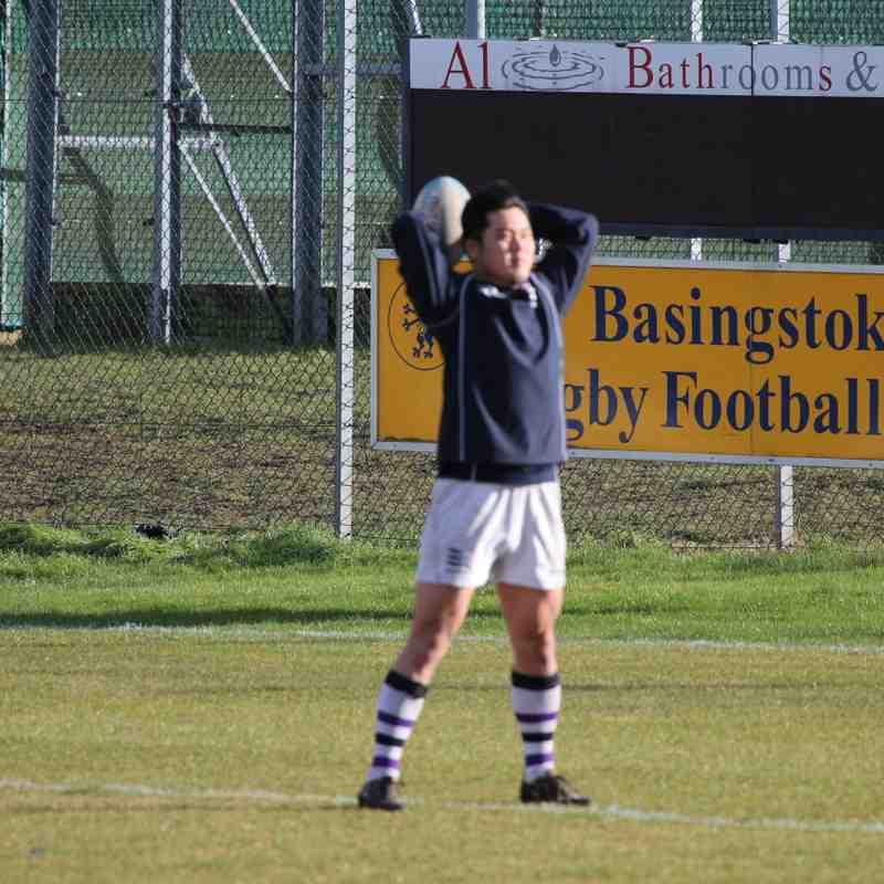 OTRFC vs Basingstoke 28-01-17