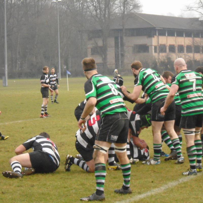 High Wycombe 1stXV 57 – 12 Stow on the Wold 1st XV