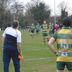 1st XV v Beaconsfield March 2017