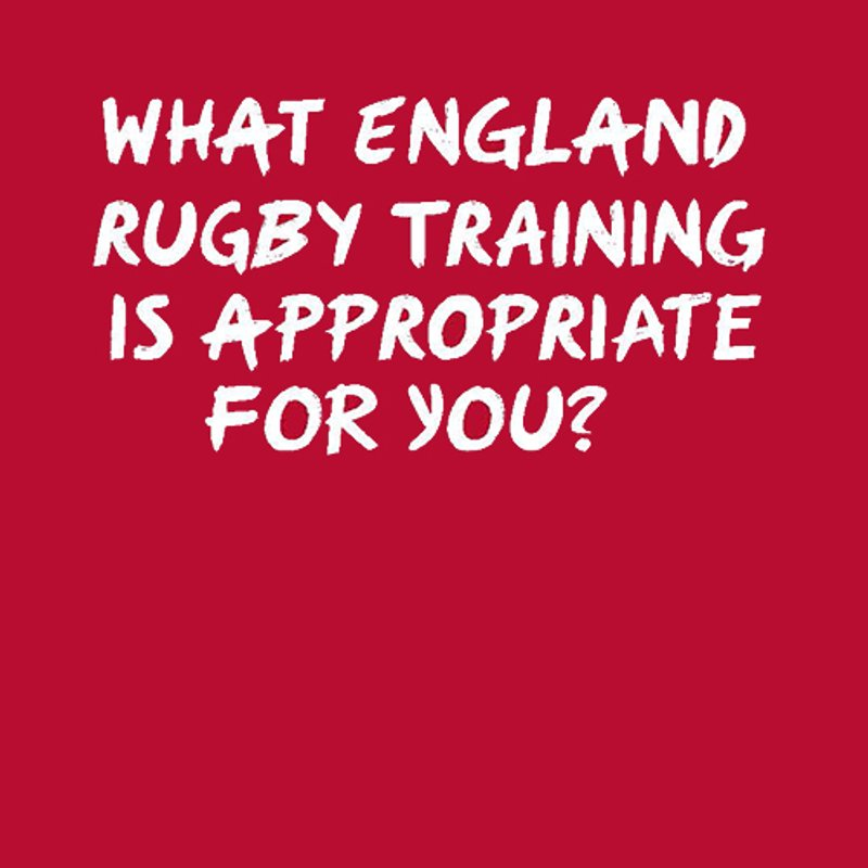 RFU Training Courses 17-18