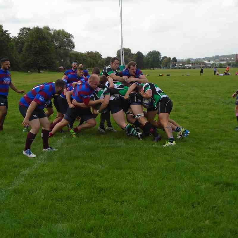 1st XV v Chesham Aug 2017