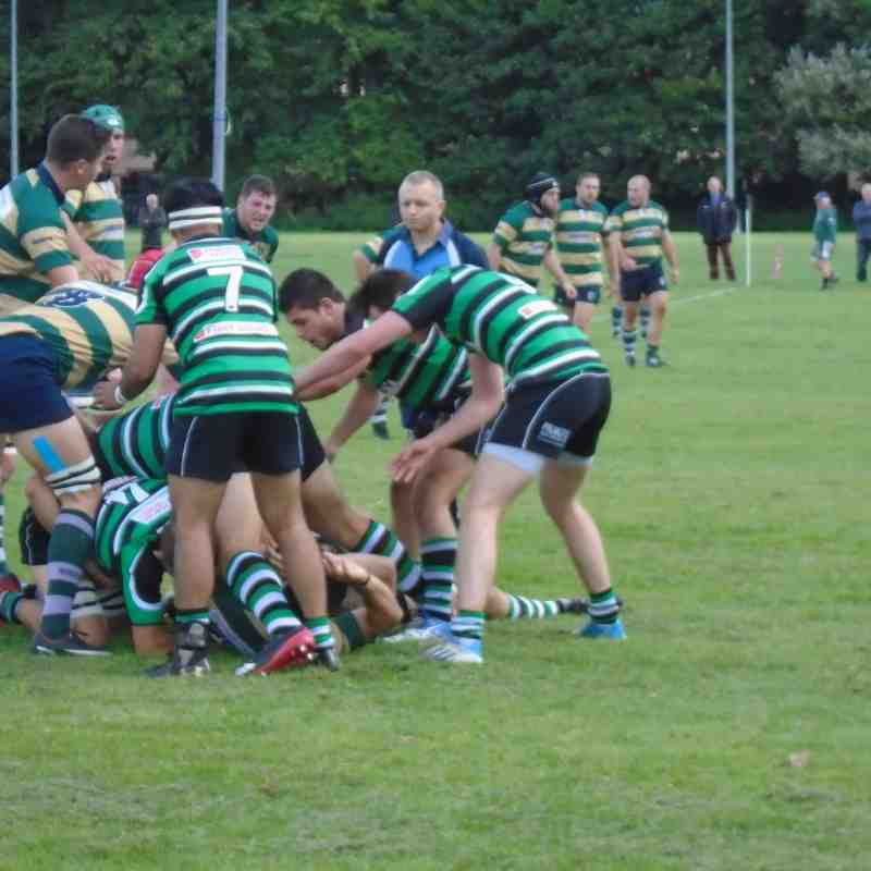 1st XV v Reading Sep 2017