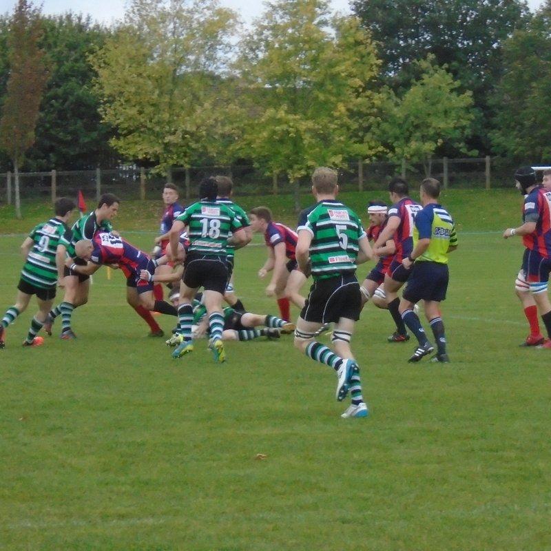 Thatcham 1st XV 55 – 15 High Wycombe 1st XV