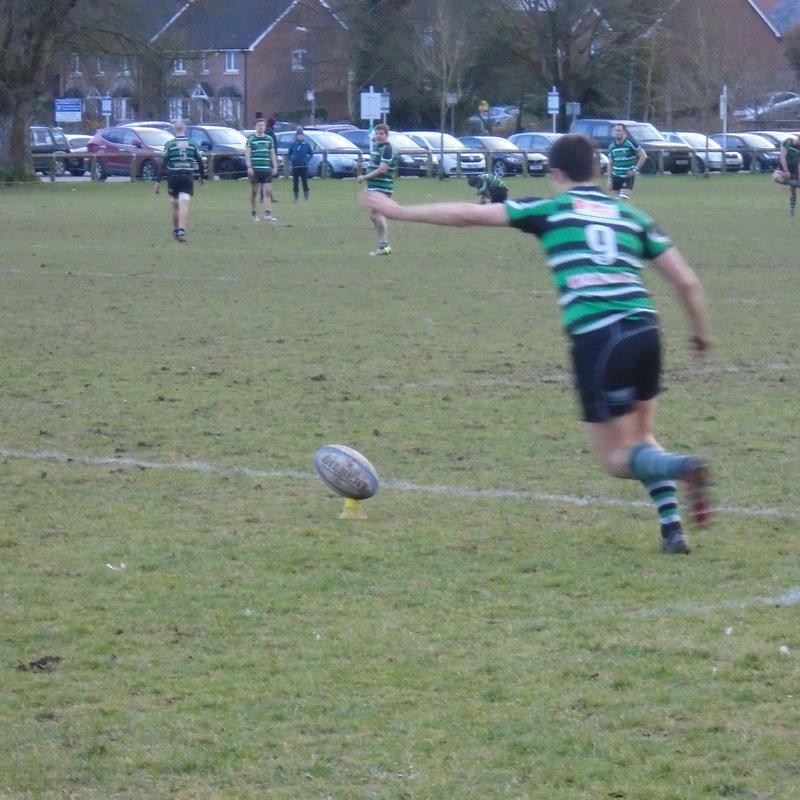 High Wycombe 1st XV 52 – 12 Reading Abbey 1st XV