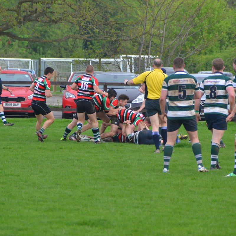 Reading 1st XV 34-24 High Wycombe 1st XV