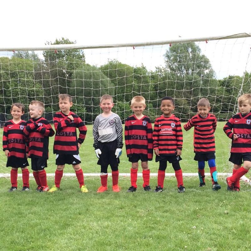 U6 Academy lose to Whittlesey