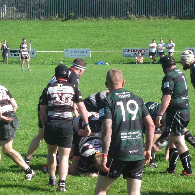 Silloth vs Workington (cup)