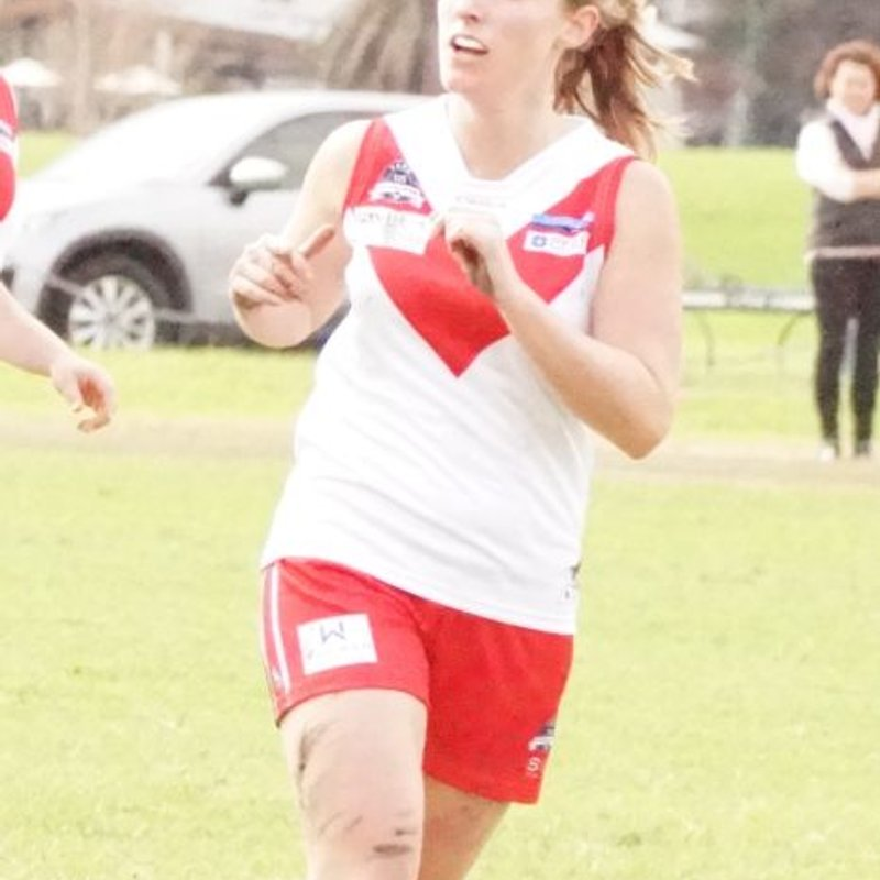 The netballer who went rogue