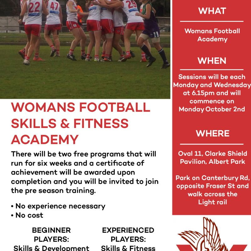 Women's Fitness and Skills Academy