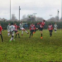 v Kempston Rovers Colts U14 3/12/17