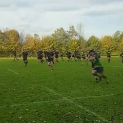 Cuffley vs Finsbury Park 1s 28OCT17