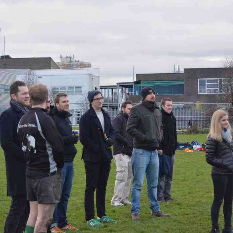 Finsbury Park 1st XV vs Haringey White Hart Lane Community Sports Centre 16DEC17