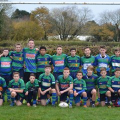 Chew Valley v S.B.O.B under14s