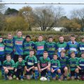 Under 16's lose to Weston Hornets 58 - 5