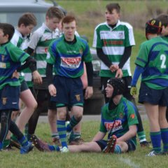 S.B.O.B u14s v Chew Valley