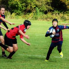 U13 16th Oct - Evesham v Chippy & Upton