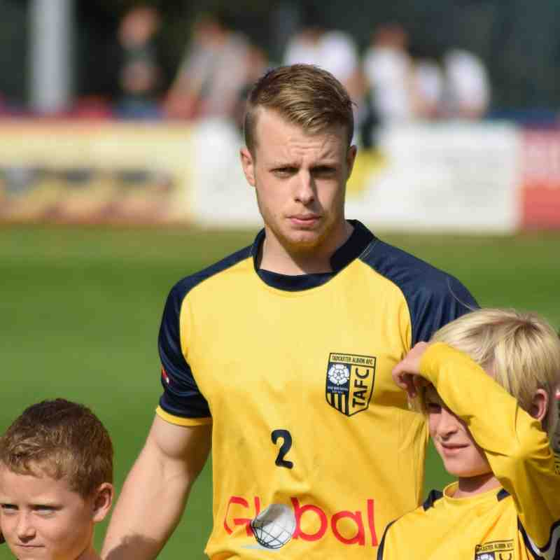 Tadcaster Albion v Farsley Celtic
