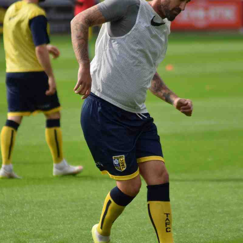 Tadcaster Albion v Radcliffe Borough