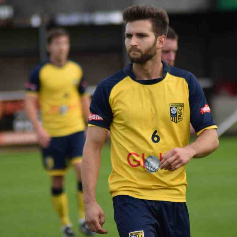 Bamber Bridge v Tadcaster Albion