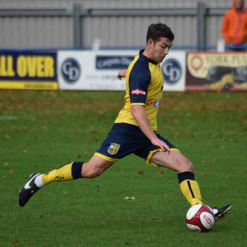 Tadcaster Albion v Kendal Town
