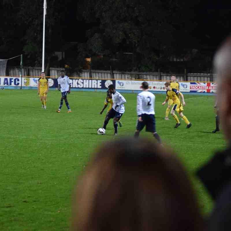 Tadcaster Albion v Guiseley U21s