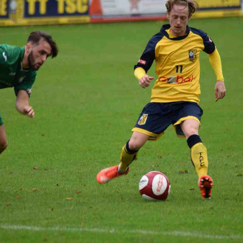 Tadcaster Albion v Burscough