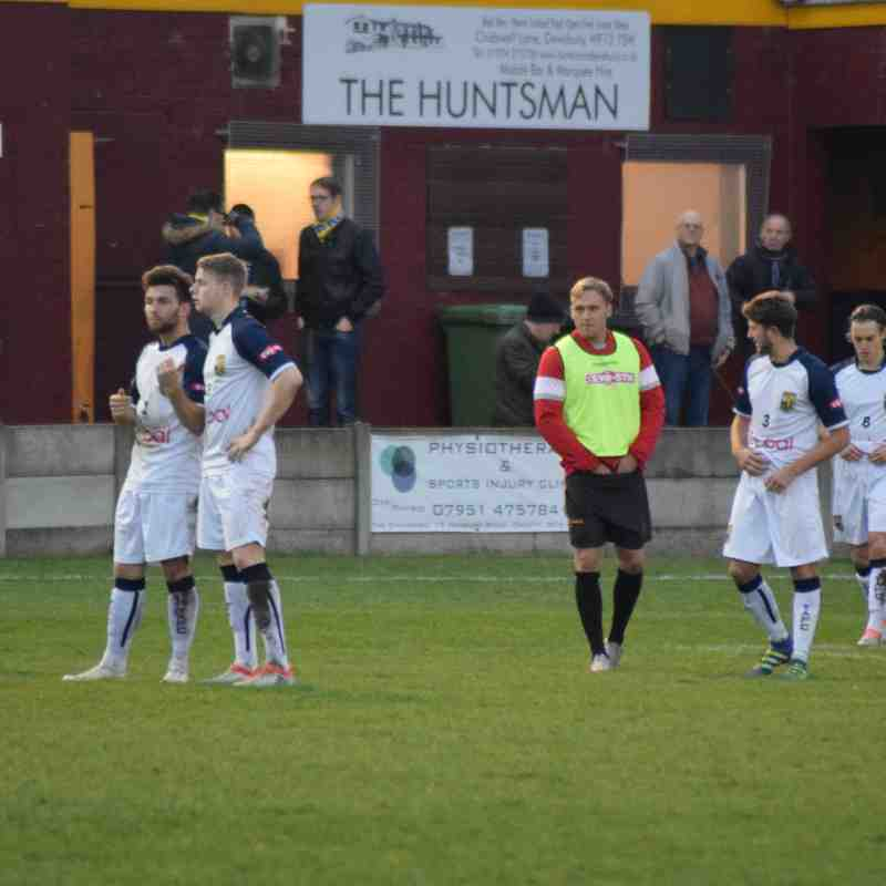 Ossett Albion v Tadcaster Albion