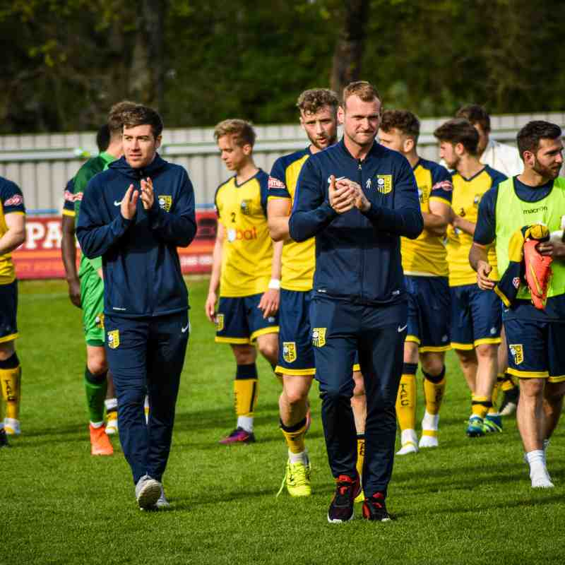 Tadcaster Albion v Mossley
