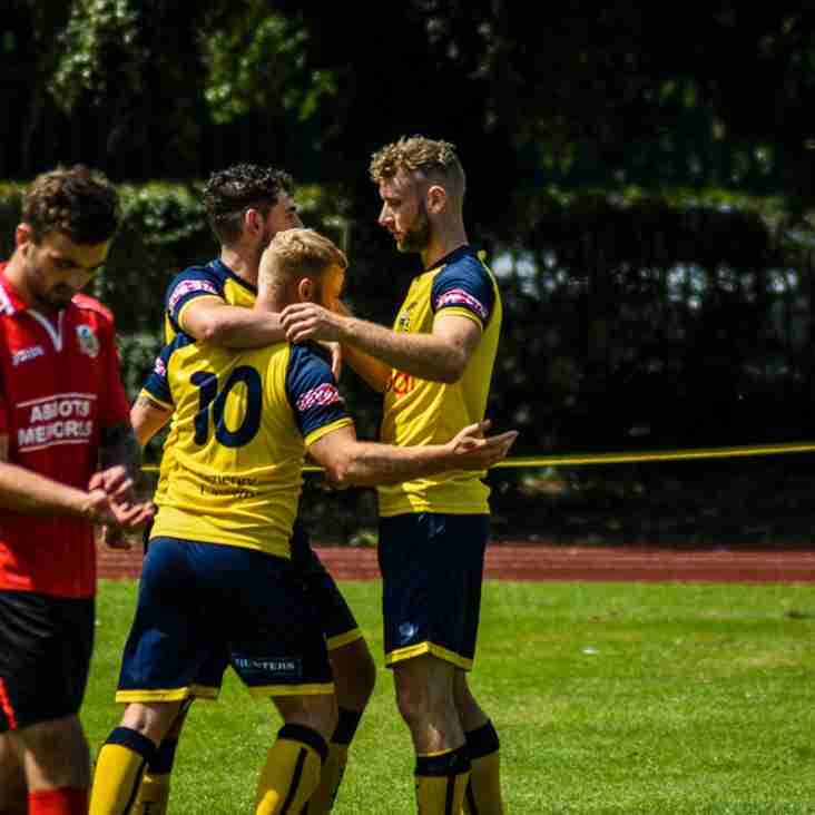 New Management Team Kick-Off Pre-Season With A Win