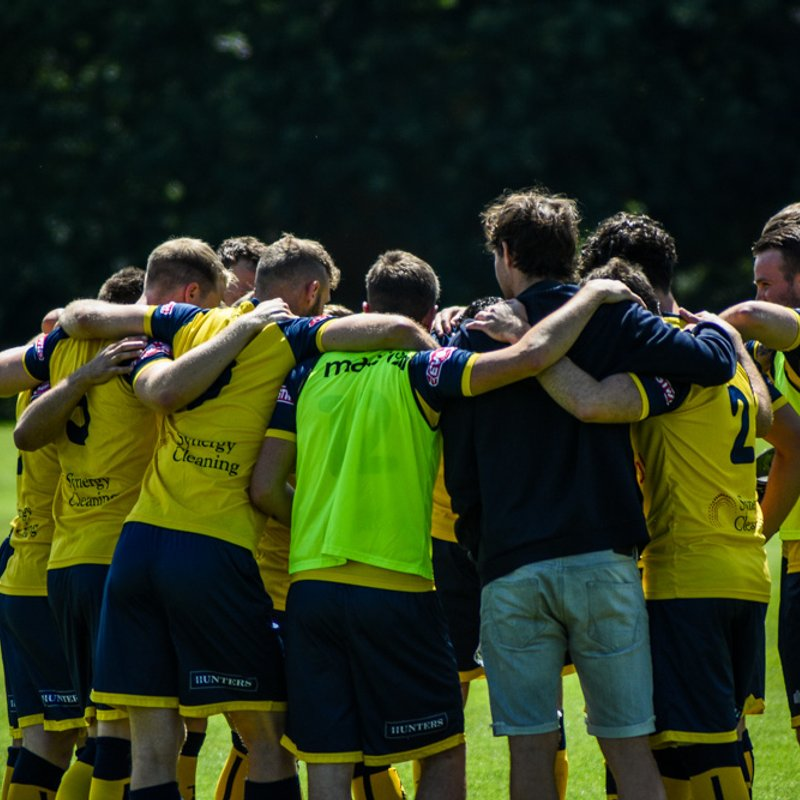 Tadcaster Albion AFC vs. Spennymoor Town