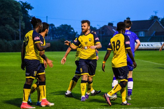 Pickering Town v Tadcaster Albion